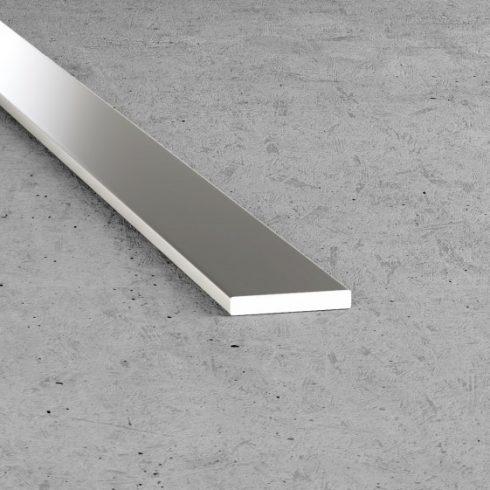 Alumínium lap B01 - 20x3 mm (2 m)