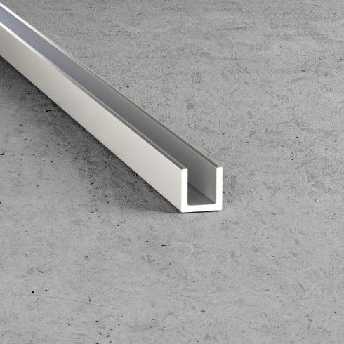 U profil B30 - 10x10x1,5 mm (2 m)